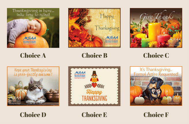 2016 Thanksgiving eCards