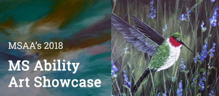 MSAA Ability Art Showcase 2018