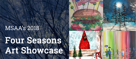 MSAA Four Seasons Art Showcase 2018