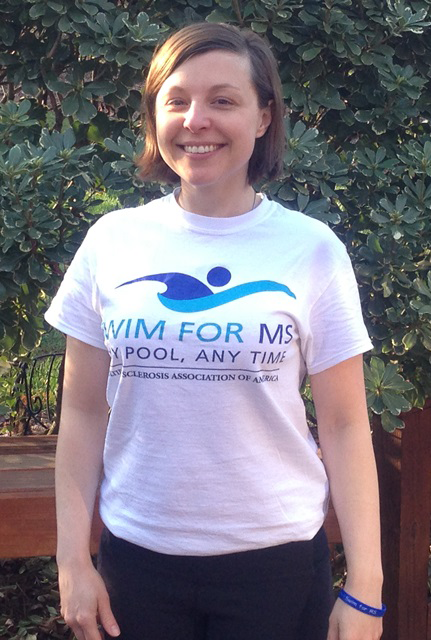 Heather from Charlotte, NC - Swim for MS Street Squad