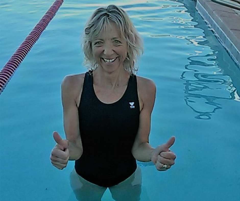 Julia Cairns - Swim for MS 2018