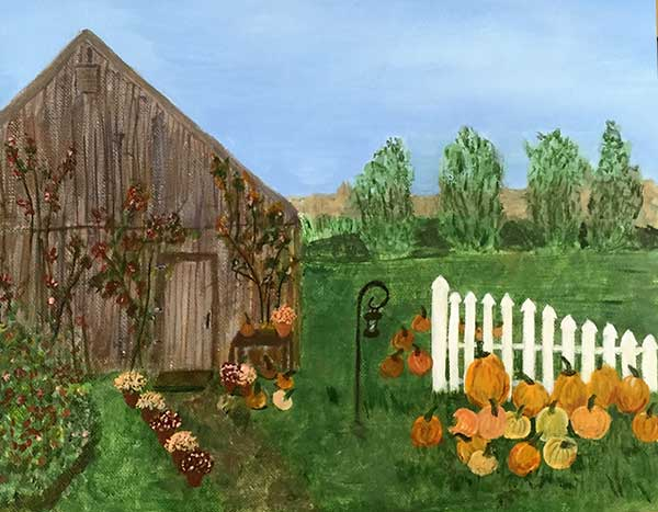 Laura Patchen - Hurd Orchards