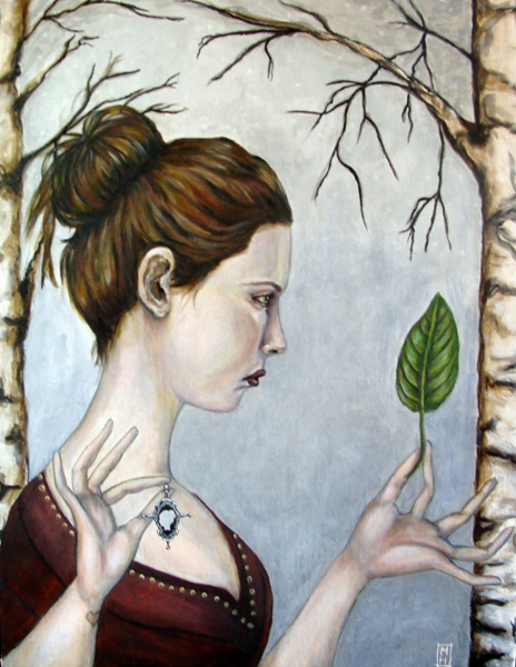 Midst of Winter by Michelle Hotchkiss - send this Artist Card