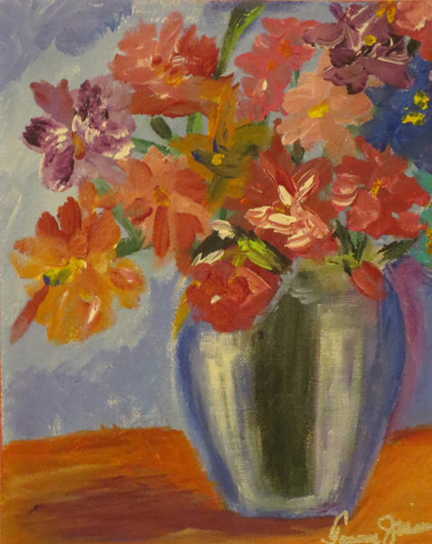 Tammy Jennings - Flowers Pots 2