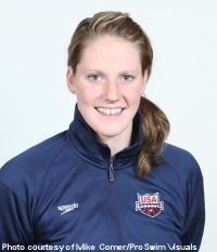 Missy Franklin 2012